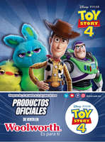 Ofertas de Woolworth, Toy Story 4