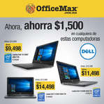 Ofertas de Office Max, Lap tops