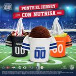 Ofertas de Nutrisa, Ponte el jersey con Nutrisa