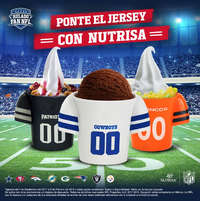 Ponte el jersey con Nutrisa