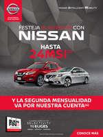 Ofertas de Nissan, Festeja el Buen Fin con Nissan