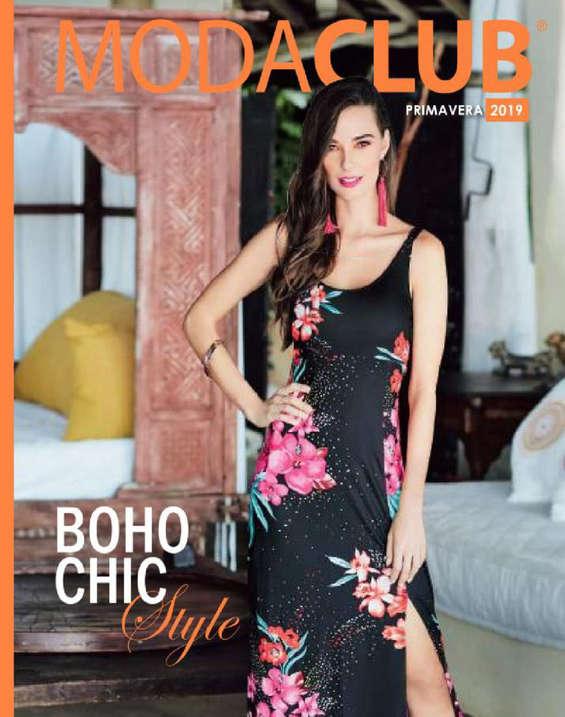 Ofertas de Moda Club, Boho Chic
