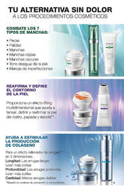 Folleto Cosmeticos campaña 18 2017