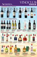 Ofertas de Vinoteca, Promociones de agosto