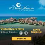 Ofertas de Viajes Palacio, Visita Rivera Maya