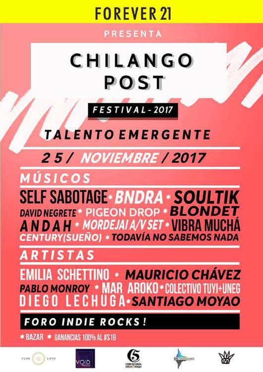 Ofertas de Forever 21, Chilango Post