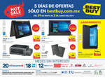 Ofertas de Best Buy, Hot Sale 5 días de ofertas