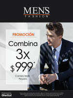 Ofertas de Men's Fashion, Combina 3 x $999.00