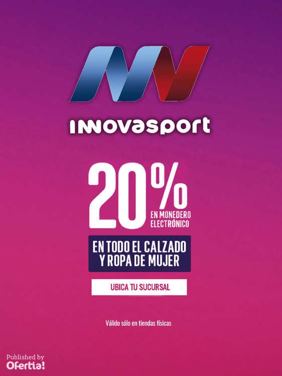 Ofertas de Innovasport, Promoción Monedero Octubre