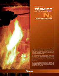 Tratamiento térmico de temple neutro N2 e hidrocarburos