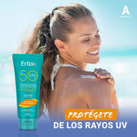 Protégete de los rayos UV
