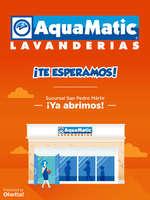 Ofertas de AquaMatic, Nueva Sucursal Sucursal San Pedro Mártir