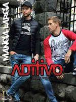 Ofertas de Aditivo, Otoño Invierno Manga Larga