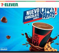 Nuevo chocolate sabor a chips ahoy