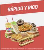 Ofertas de 7-Eleven, Promociones Baja California