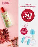 Ofertas de Perfumes Europeos, Por solo $249 pesos