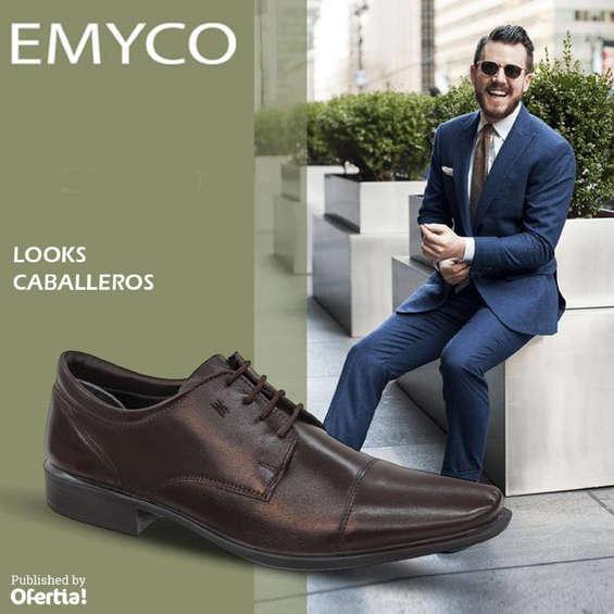 Ofertas de Emyco, Looks Caballeros