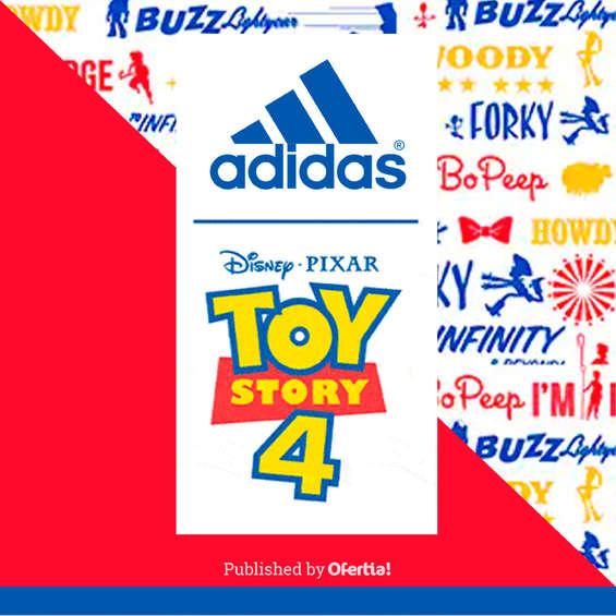 Ofertas de Adidas, Toy story 4