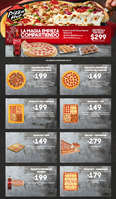 Ofertas de Pizza Hut, Promos Pizza Hut