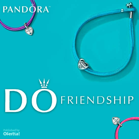 Ofertas de Pandora, Do friendship