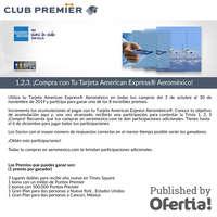 Gana con Aeromexico