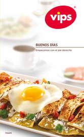 Buenos Días - Menú Desayunos