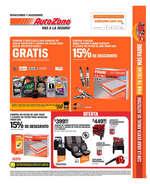 Ofertas de AutoZone, Promociones quincenales