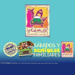 Ofertas de La Chilanguita, Sábados y domingos familiares