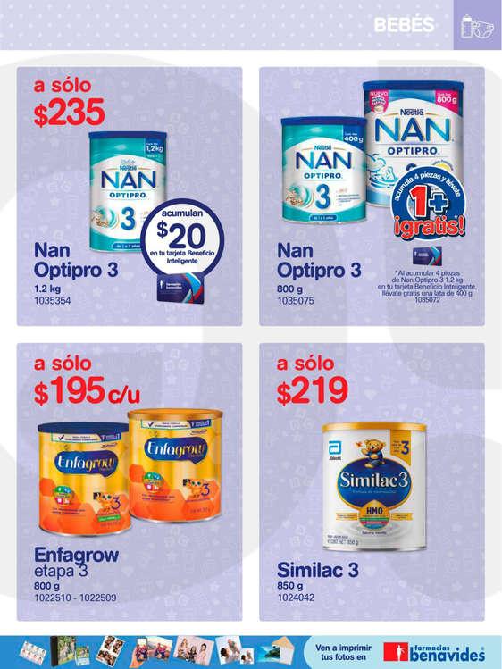 Ofertas de Farmacias Benavides, Farmacias Benavides Septiembre - web