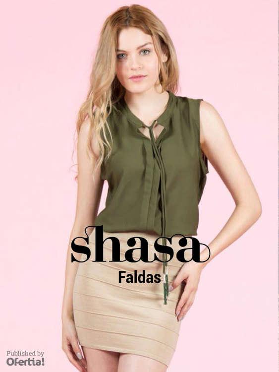 Ofertas de Shasa, Shasa Faldas