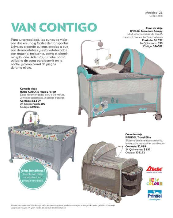 Muebles y complementos bebé en San Andrés Tuxtla - Catálogos ...
