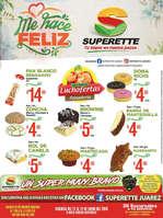 Ofertas de Superette, Folleto Semanal