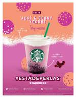 Ofertas de Starbucks, Nuevo Açcaí & Berry Yogurt