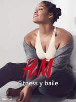 Ofertas de H&M, Fitness y baile