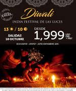 Ofertas de Excel Tours, Diwali