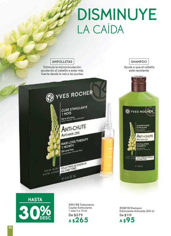 Ofertas de Yves Rocher, Campaña 7