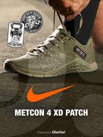 Ofertas de Nike, Nike Metcon 4 XD Patch