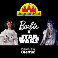 Barbie x Star Wars