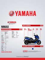 Ofertas de Yamaha, Nmax