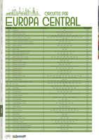 Ofertas de Europamundo, Circuitos por Europa central 2019