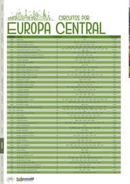 Circuitos por Europa central 2019