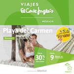 Ofertas de Viajes El Corte Inglés, Preventa de Verano - Playa del Carmen