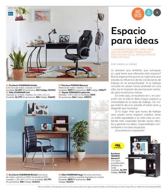 Sillas de oficina en Tehuacán - Catálogos, ofertas y tiendas donde ...