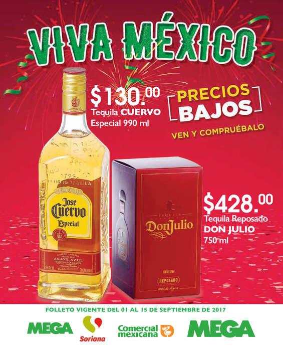 Ofertas de Comercial Mexicana, Viva México