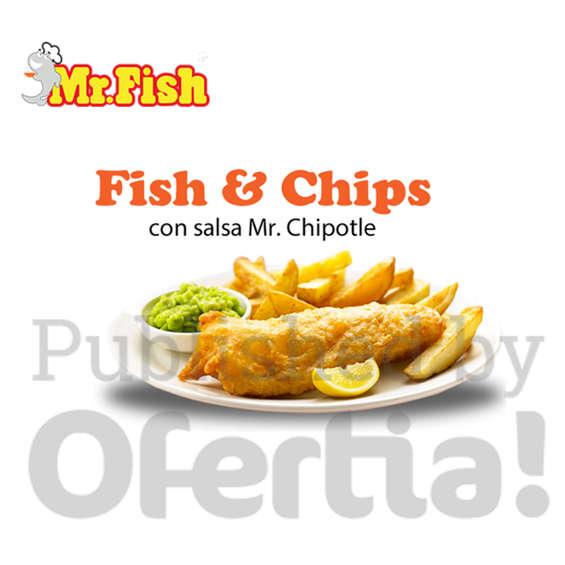 Ofertas de Mr. Fish, Fish&Chips