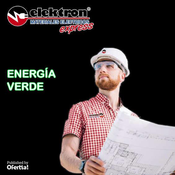 Ofertas de Elektrón, Energía Verde