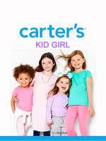 Ofertas de Carter's, Kid girl