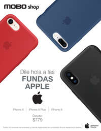 Fundas Apple