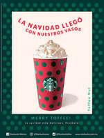 Ofertas de Starbucks, La navidad llegó