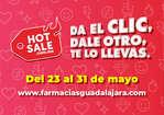 Ofertas de Farmacias Guadalajara, Hot Sale